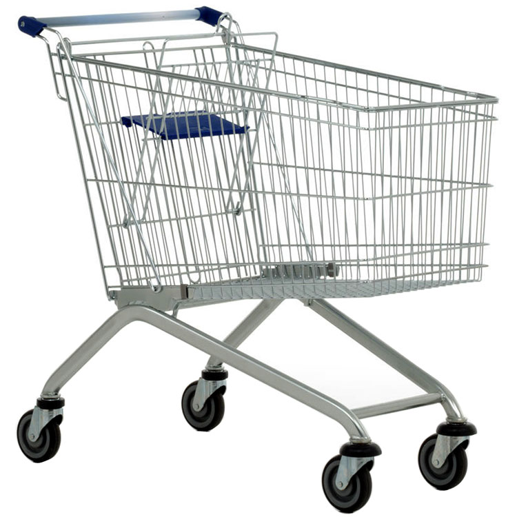 chariot de magasin pour supermarch s magasins de bricolage jardineries. Black Bedroom Furniture Sets. Home Design Ideas