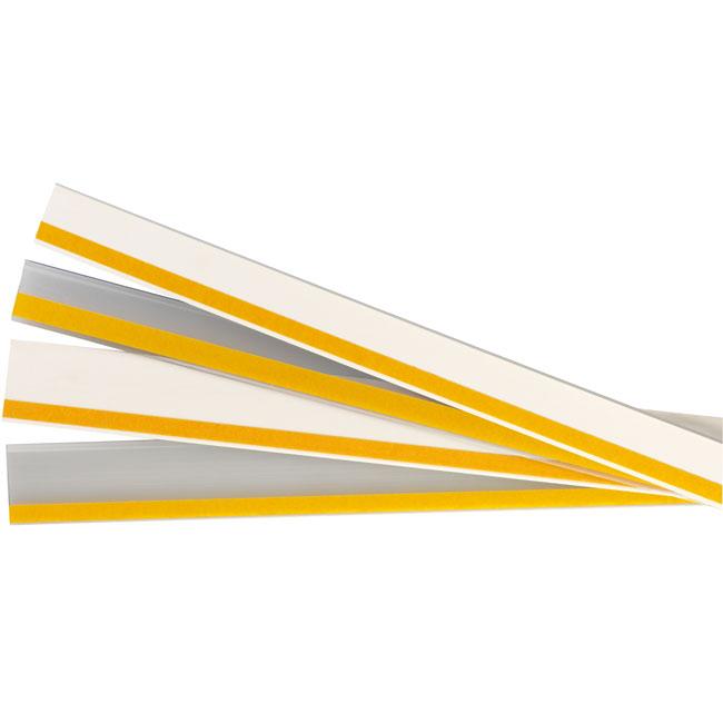 Porte tiquette pour gondole pe r glettes prix adh sive for Porte en acier pour cabanon