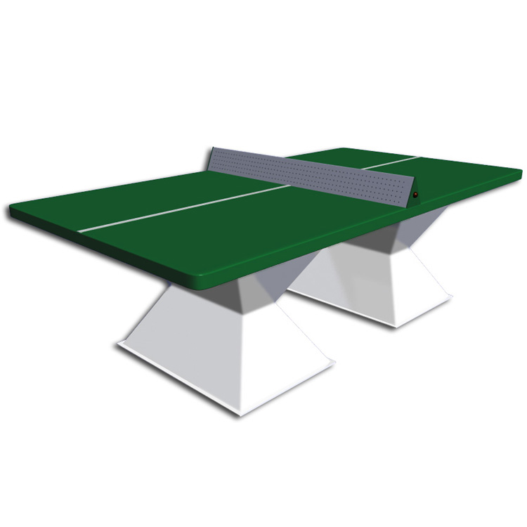 Table ping-pong extérieure