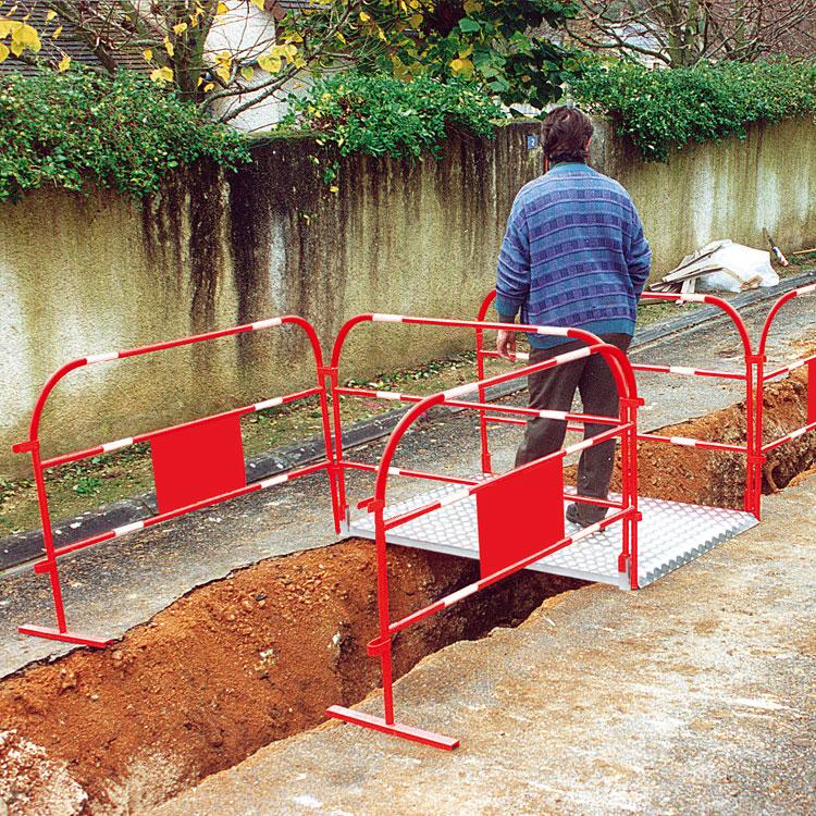 Sécurité chantier - BTP