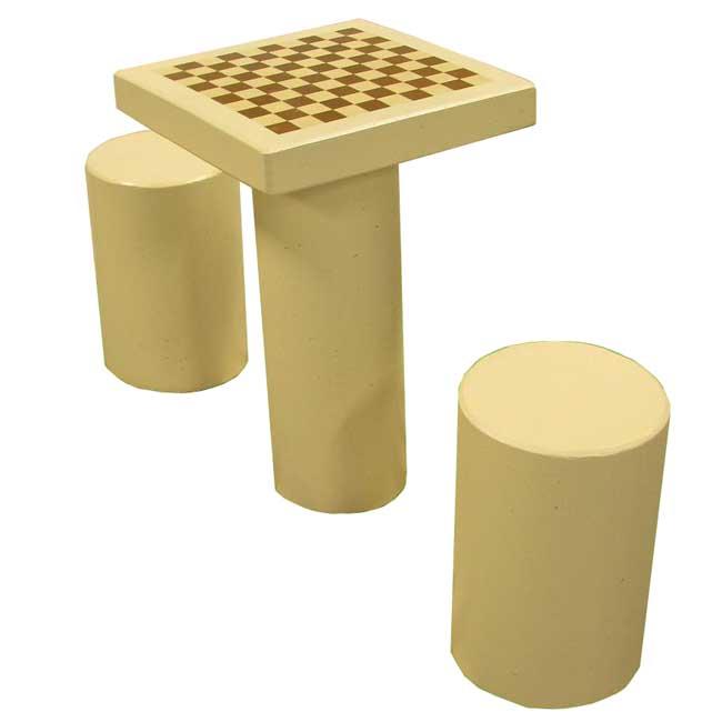table de jeux echecs ou dames destockage. Black Bedroom Furniture Sets. Home Design Ideas
