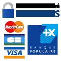 Paiement sécurisé Cyberplus Paiement - Banque Populaire